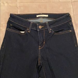 Never worn or washed!!! Levi Strauss jeans